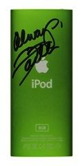 iPod Faith Hill Back