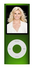 iPod Faith Hill Front