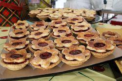 Cookie bake sale fundraising